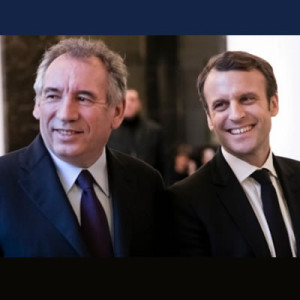 Bayrou et Macron