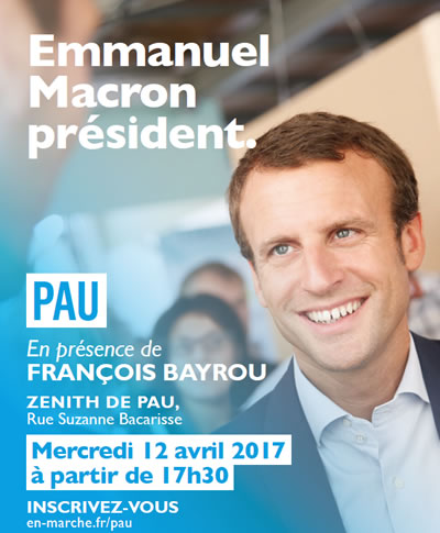 meeting Pau